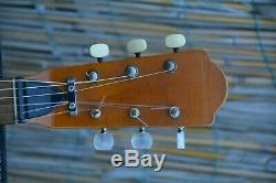 Alte Gitarre Guitare Framus Von 1977 Made In Germany
