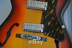 Alte Gitarre Guitare Guitare Électrique Made In Japan