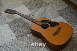 Alte Gitarre Guitare Höfner Hofner Made In Germany 12 Saiten