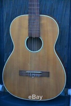 Alte Gitarre Guitare Made Allemagne