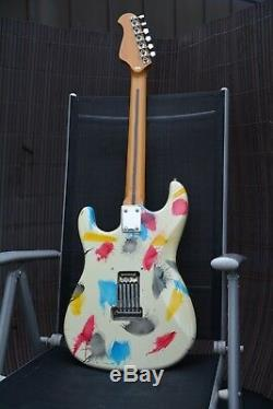 Alte Gitarre Guitare Made In Korea