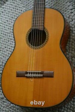 Alte Gitarre Guitare Meistergitarre Made In Germany