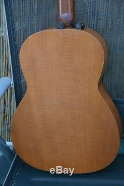 Alte Gitarre Höfner Hofner Guitare 1950 1960 Made In Germany