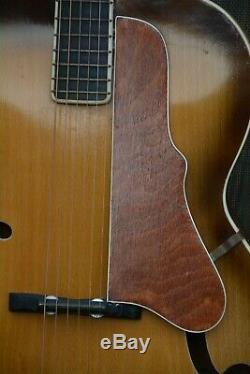 Alte Gitarre Hoyer Guitar Made In Germany