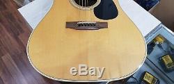 Alvarez 1985 Guitare Acoustique 6 Cordes Made Japon 5039 Nice