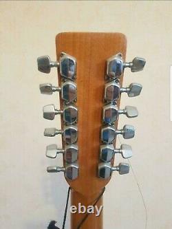 Aria 9454 Akustik Gitarre 1978, Haut Zustand, Made In Japan