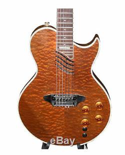 Aria Custom Shop Gitarre Pe-mid-ii / Made In Japan Rarität 1994 / Mit Koffer