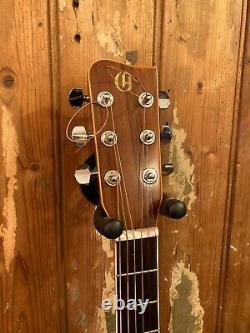 Aria Gallagher Lawsuit G300 1970's Acoustic Guitar Japonais Made
