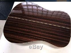 Aria Kw-3 Guitare Acoustique Naturelle Fabriqué Au Japon N ° De Série 84120440