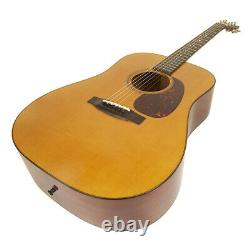 Atkin Essential D Dreadnought Mahogany/spruce Hand Made In Canterbury +hard Case