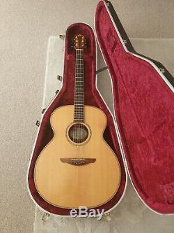 Avalon Legacy L-320 Guitar Fabrication Artisanale