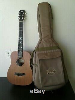 Baby Taylor Guitare Acoustique 305-m American Made USA Grande Origine Case