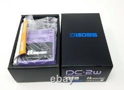 Boss Dc-2w Waza Craft Dimension C Effets De La Guitare Pedal Made In Japan Chorus