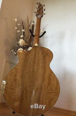 Breedlove Série Legacy Auditorium Soft Cutaway Westerngitarre Fabriqué Aux États-unis