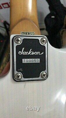Chitarra Jackson Modello Raro Professionnel Made In Japan