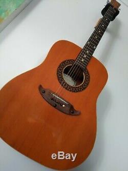Clarissa Guitare Acoustique Vintage Made In Italy Eko