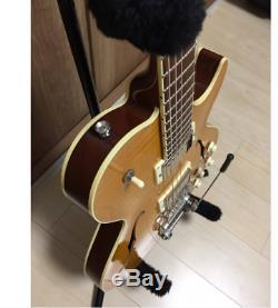 Collings Soco Deluxe Blonde Es-335 Fabriqué En 2013 Semi-acoustique