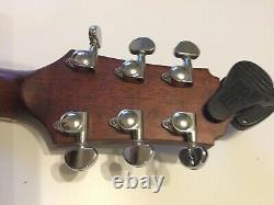 Crafter Acoustic Guitar D8 Ts Sunburst Modèle Fabriqué En Corée