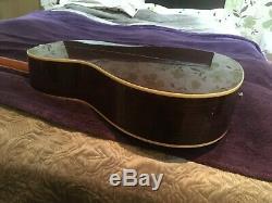 Crafter Ta 050 Am Coréen Fait Guitare Acoustique 2010 / Corps De Salon Epicéa De Sitka