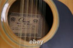 Crown 627.12 Vintage 12 Cordes Guitare Acoustique Made In Japan