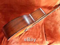 Eastman E1 Limited 6 String Acoustic À La Main, Instrument Étourdissement