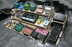 Effets De La Guitare Pedalboard 3-tier Platform Stand Fit Fender Boss Tc USA Made