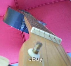 Egmond Stade Des Années 1960 Vintage De Guitare Acoustique De Société En Hollande + Gigbag