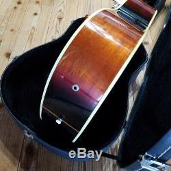 Ej-160e Epiphone Made In Vintage Corée Populaire Guitare Acoustique Ems F / S