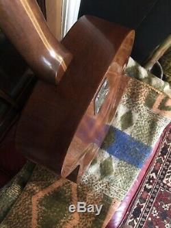 Eko Colorado Vintage Guitare Acoustique Made In Italy 1960 Rare Bon État