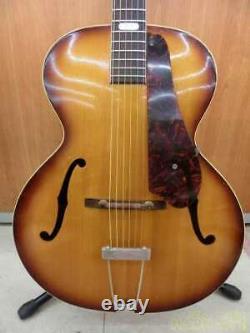 Epiphone 167086 Zenith A622 Guitare Acoustique Fabriqué 1964 Emballage Parfait De Jp K
