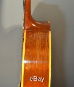 Epiphone Ft-79n Texan Fabriqué Par Gibson 1963 USA Lectures Et Sons Great Beatles Vibe