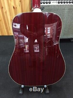 Epiphone Hummingbird Hs 2012 Guitare Acoustique Fabriqué En Indonésie