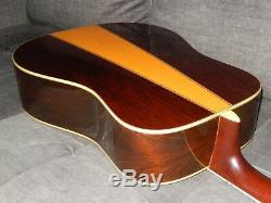 Fabriqué Au Japon 1985 Morris Tf801 Tout Simplement Merveilleux D45 Style Guitare Acoustique
