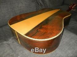 Fabriqué En 1975 Par Ryoji Matsuoka D80 Aria Incroyable D35 Style Guitare Acoustique