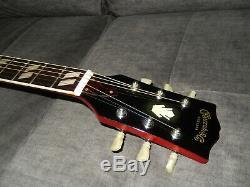 Fabriqué En 1977 Kiso Suzuki Violon W65da Gibson Dove Guitare Acoustique
