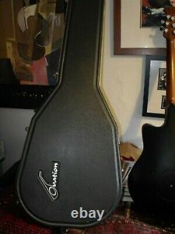 Fabriqué En Amérique Ovation Elite Special Ax Guitare Semi-acoustique