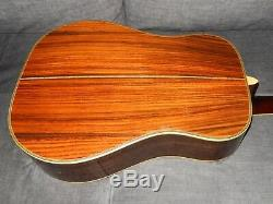 Fabriqué Par Zen-on Gakki Morales Personnalisé Grand Martin D28 Style Guitare Acoustique