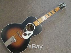 Fait Soixante Grands Pour Le Blues Guitare Acoustique ' ' Kay''note USA