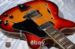 Fender 1967 Coronado XII / Full-acoustic Electric Guitar Réalisé En 1967 Avec Sc