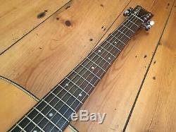 Fender F-35 Guitare Acoustique Fabriqué Au Japon 1980 Roadworn