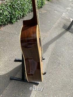 Fender F-65 Guitare Acoustique Dreadnought. Fabriqué Au Japon. C'est Mij. 1980