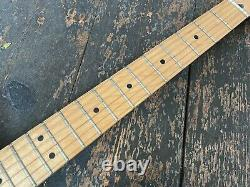 Fender Telecaster Black Electric Guitar Made In Mexico & Cadeaux Gratuits