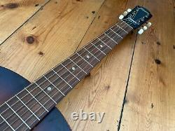 Framus 00301 Parlour Guitare Acoustique Made In Germany 1970s Vintage