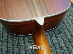 Framus Fdg 20s Mint Condition Très Peu Ont Été Faites Par Japonais Maître Luthier