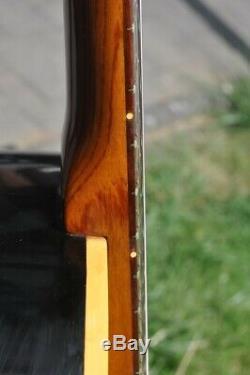 Framus Studio 5/51 Archtop Jazz Guitare Fabriqué En Allemagne Des Années 1960 Vintage Gitarre