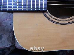Framus Texan Acoustic Guitar Vintage 5/196 Allemand Made Rare