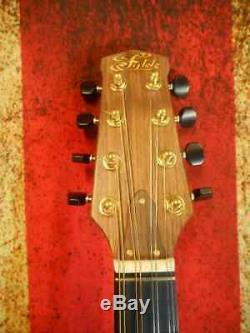 Fylde Alchimiste Personnalisé Bouzouki Guitare Hand Made Royaume-uni