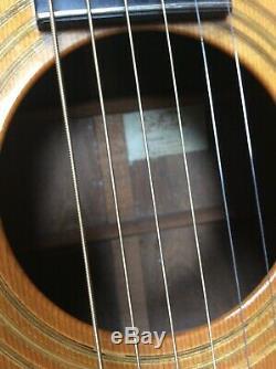 Fylde Oberon Guitare Acoustique A Fait En 1979