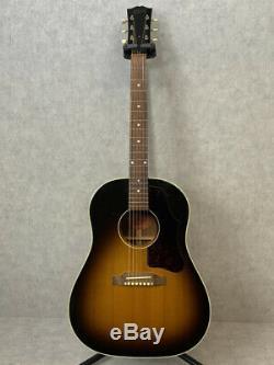 Gibson 1962 J-45 Acoustic Guitar Made In America 1998 Avec Étui Dur