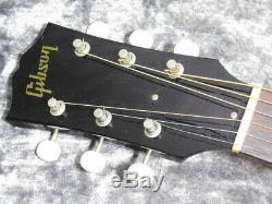 Gibson 1963 J-45 / Lh Lefty Gauche Modèle Fabriqué À La Main En 1999